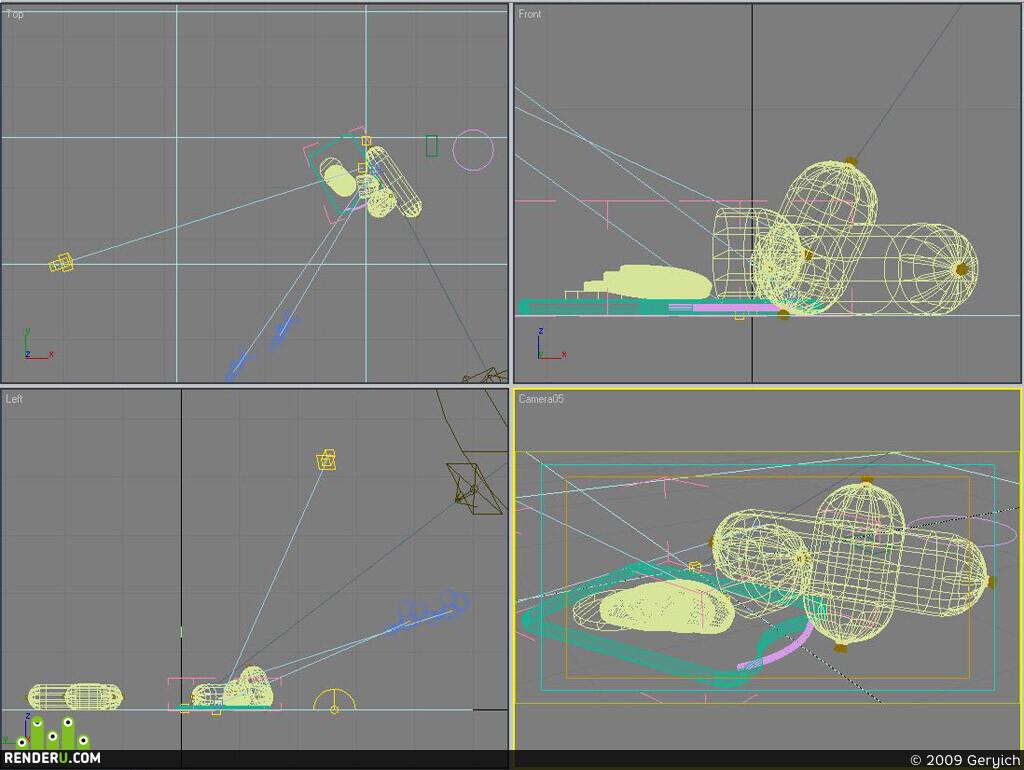 Subject visualization