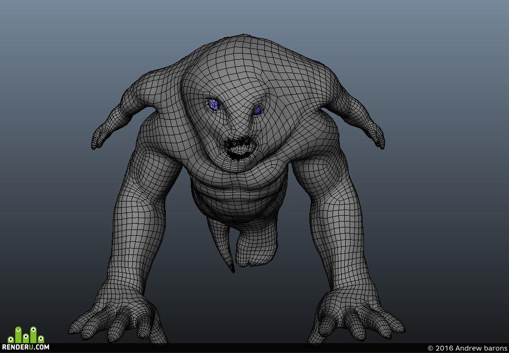 3D шоурил
