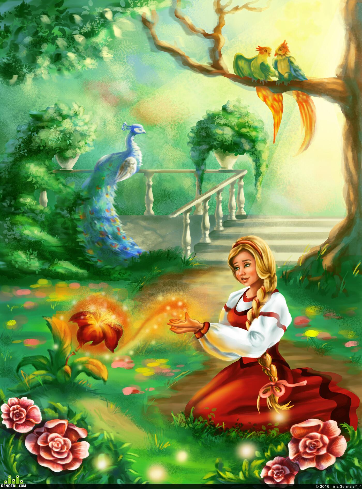 рисунок аленький цветочек красивые картинки оборками рюшами романтично