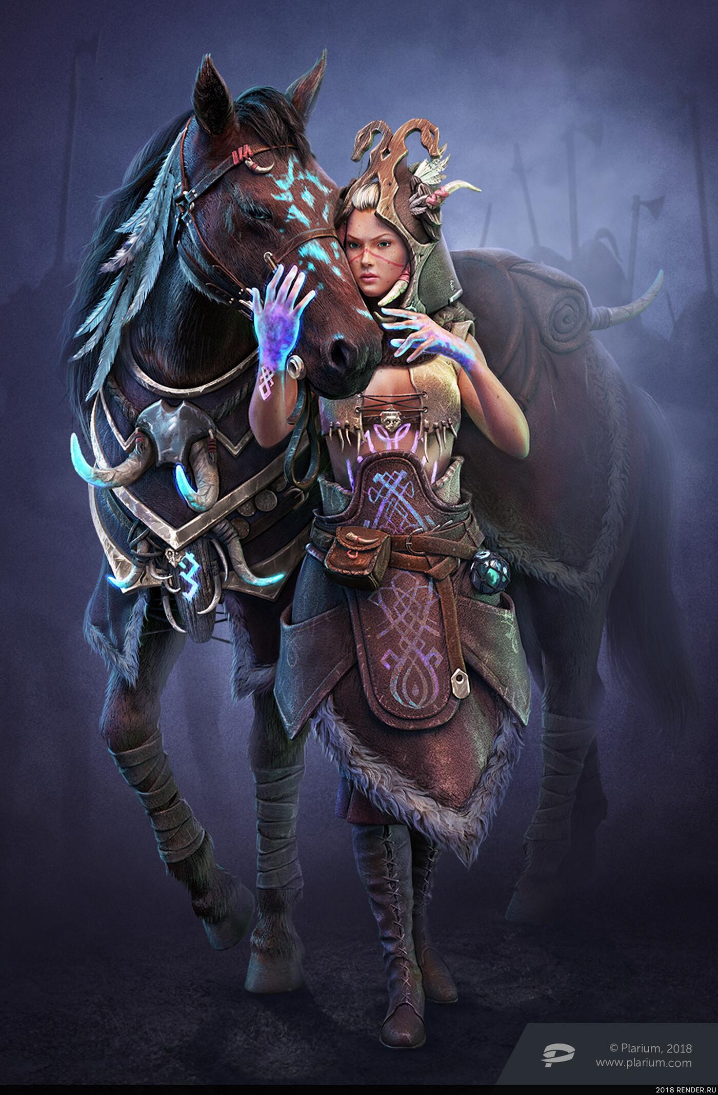 игровой персонаж, иллюстрация, персонаж, Концепт-арт, концепт