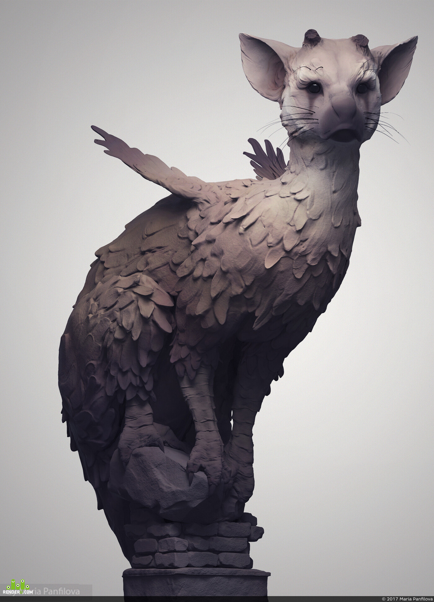 Trico, Last guardian, creature, animal, beast, Japan