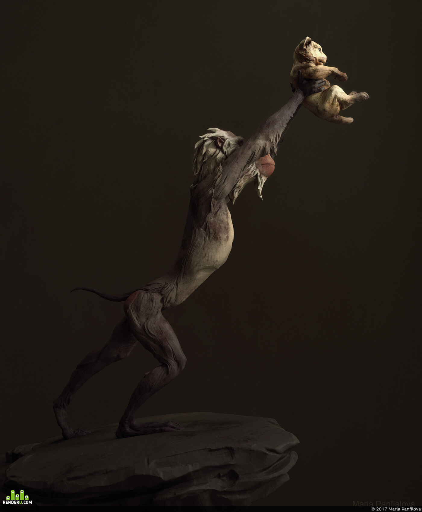 Lion king, lion, Simba, Cub, cat, sculpture, gesture