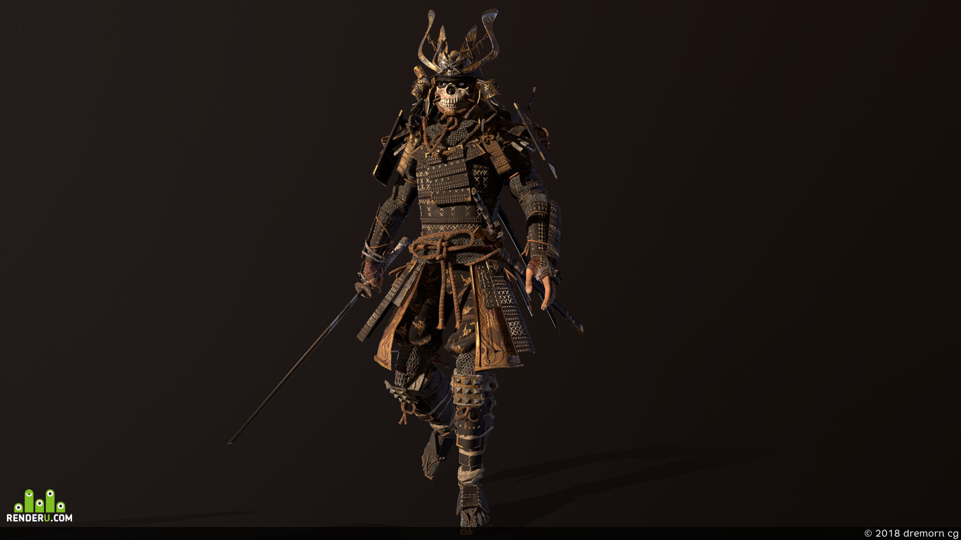 armor, Character, christ, samurai, Japan, fight, fighter, guard, helmet, man