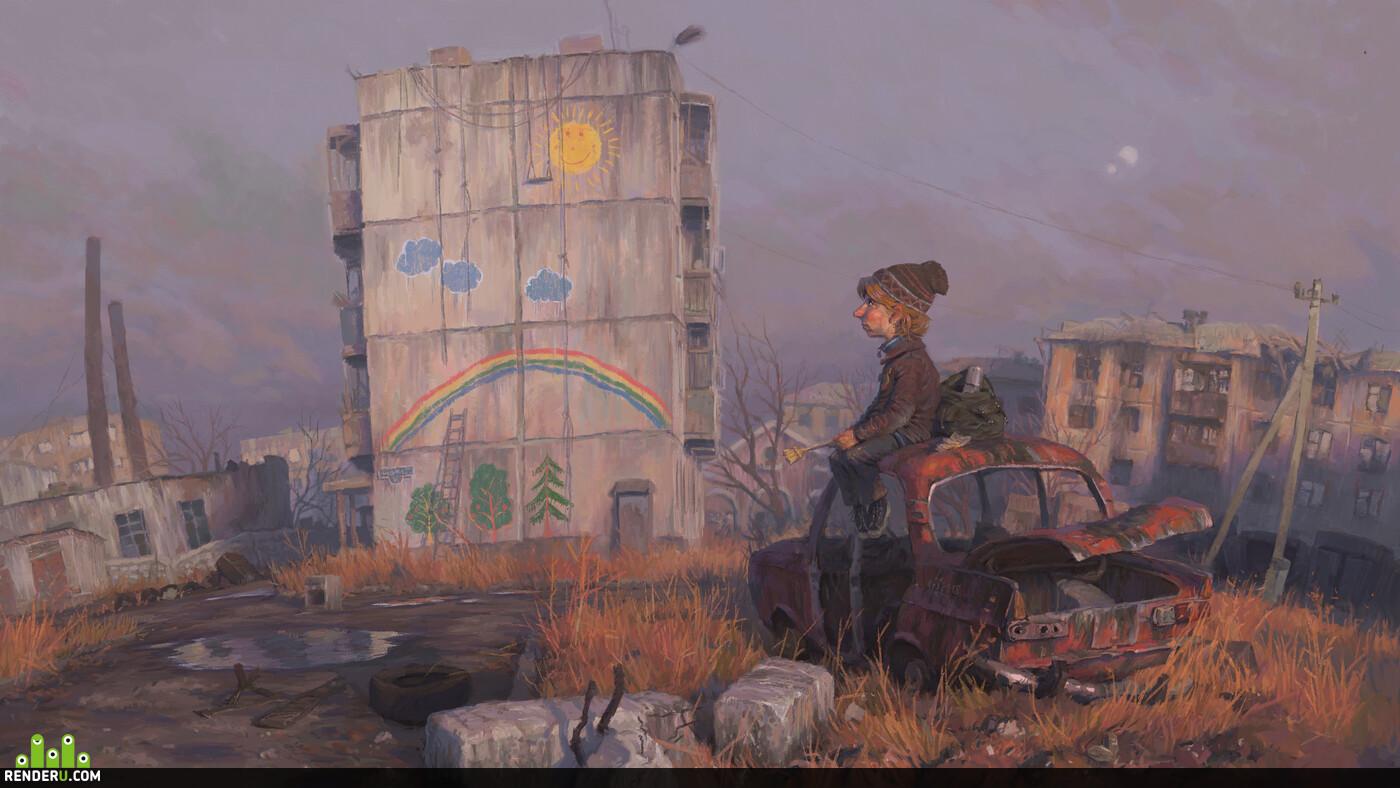 цифровая живопись, цифровое искусство, 2dart, 2Ddigital, DIgital painting