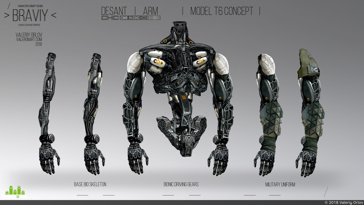 future soldiers, Concept Art, Robots, valeriy orlov, mecha, valeronart, soldiers, weapons for peace