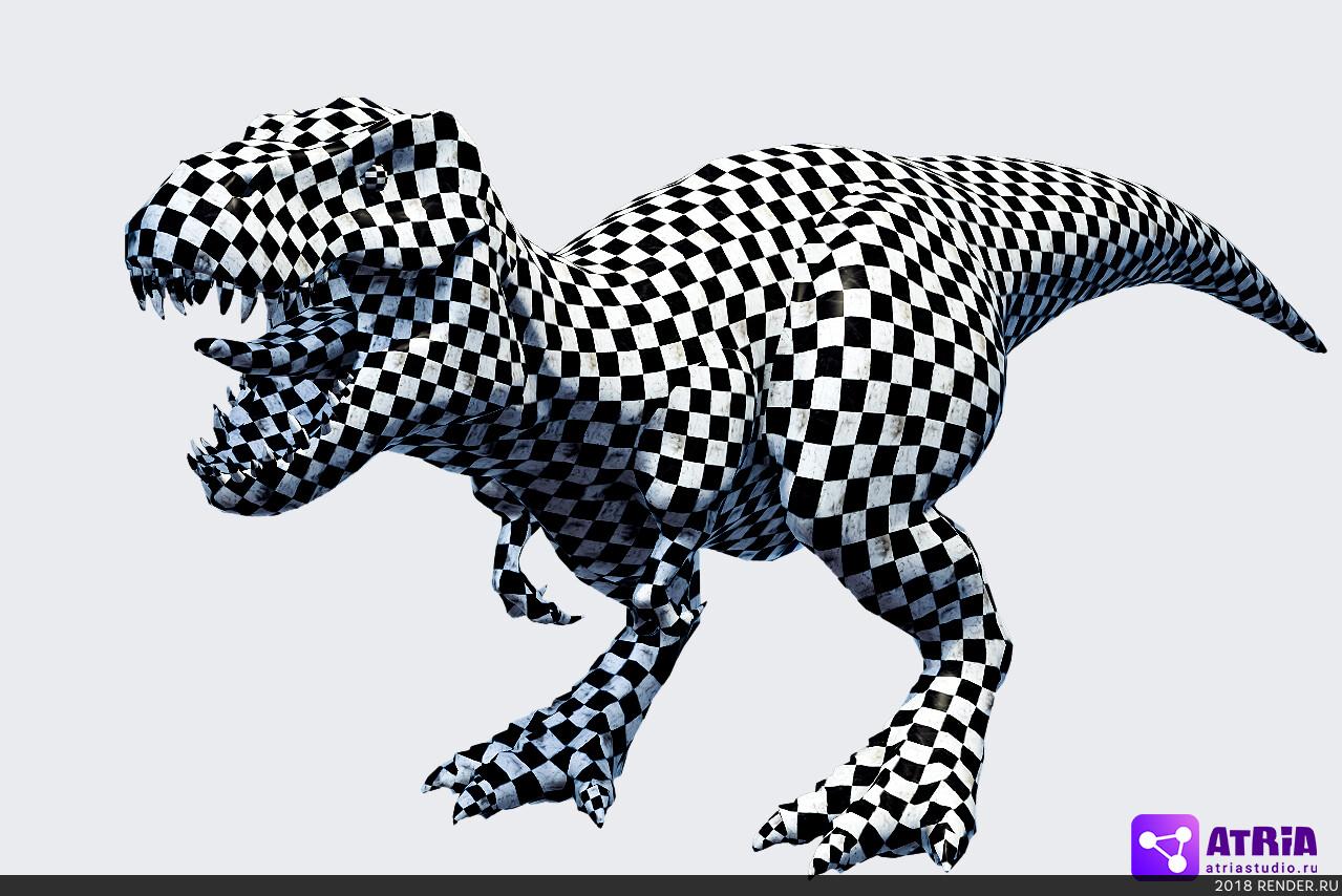 Тиранозавр, T. Rex, динозавр