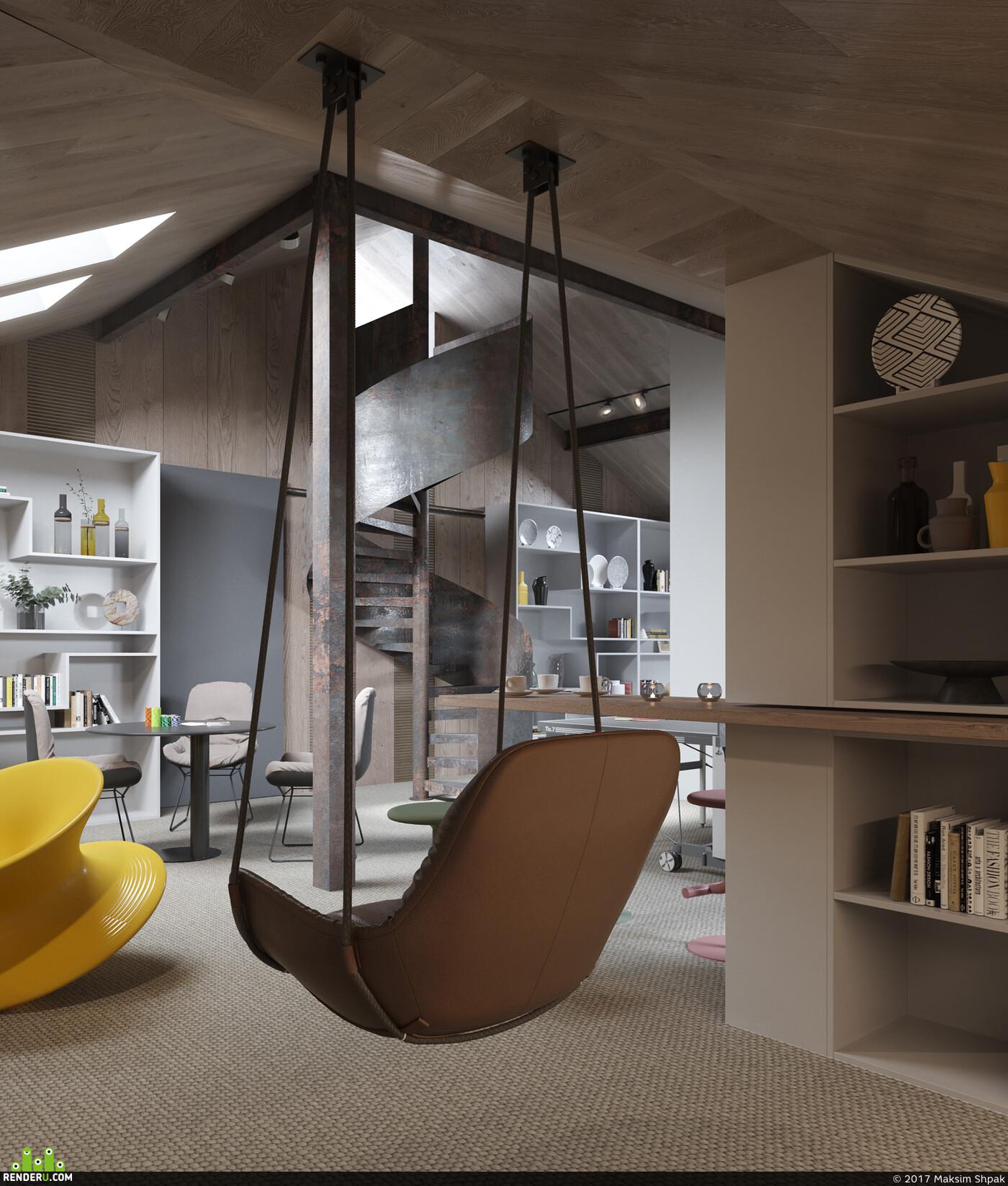 дизайн интерьера, дизайн, визуализация, архитектурная визуализация, 3д визуализация