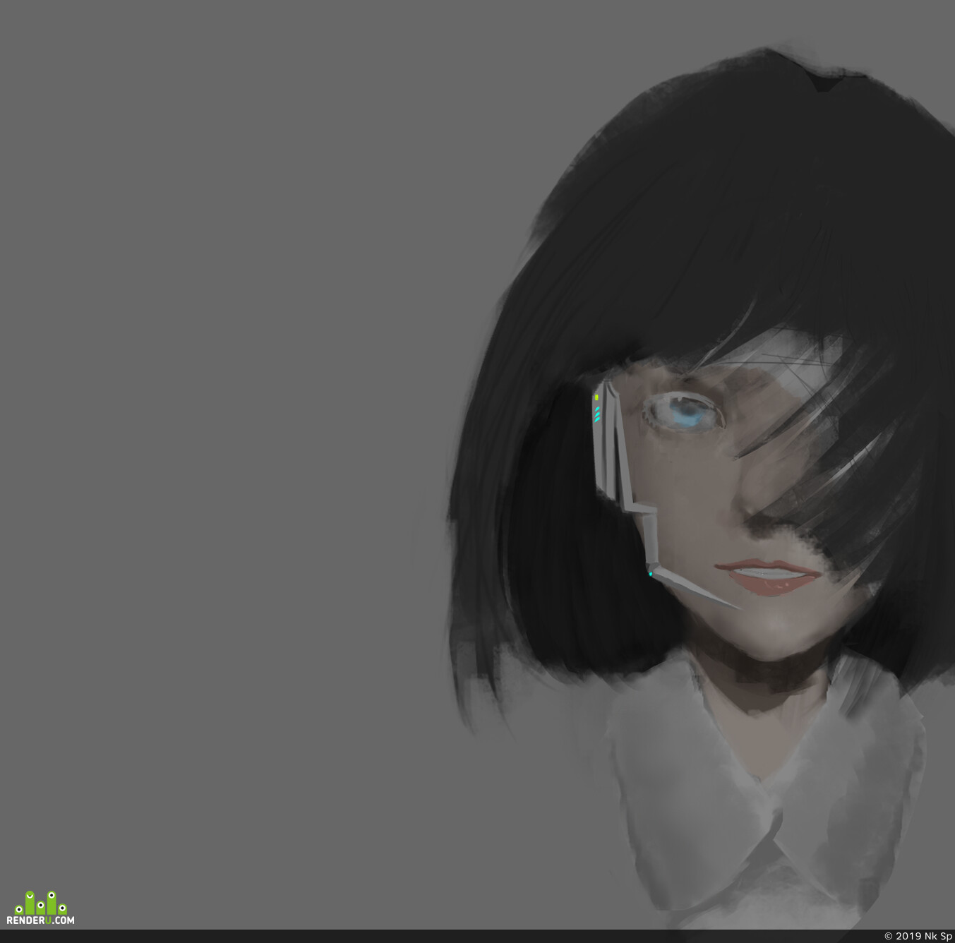 2D art, digitalart