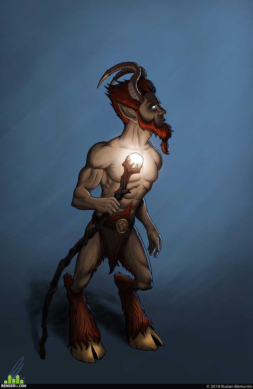 2dart, дизайн персонажа, мужской персонаж, Концепция персонажей, Персонаж, иллюстрация к сказке, магический, фентези, фентези арт, иллюстрация