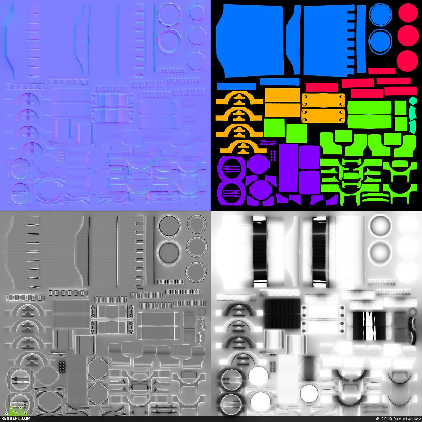 digital 3d, game art, weapons, illustration, Target, product, art, digital3d, weapon
