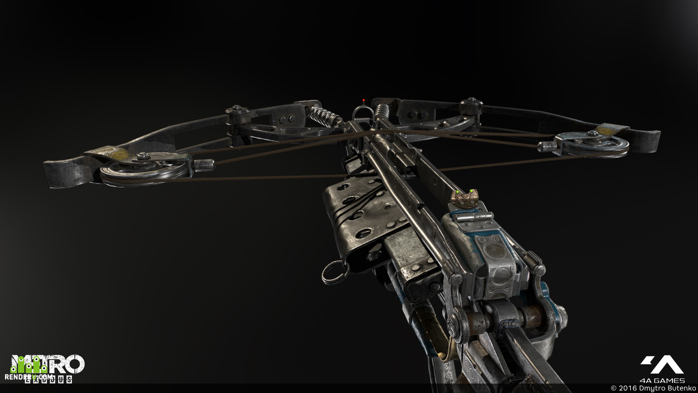 Metro, metroexodus, 4agames, weapons