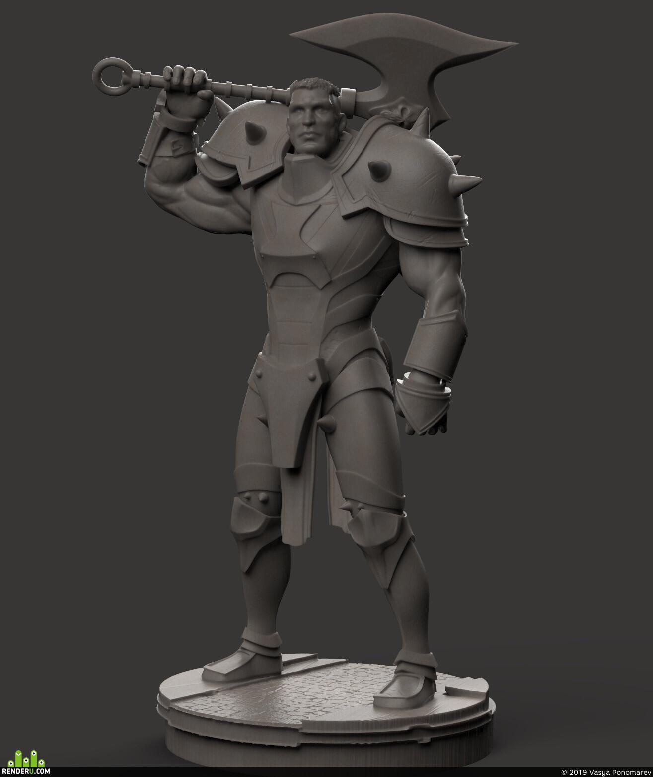 3д модели, 3D Печать, 3dпечать