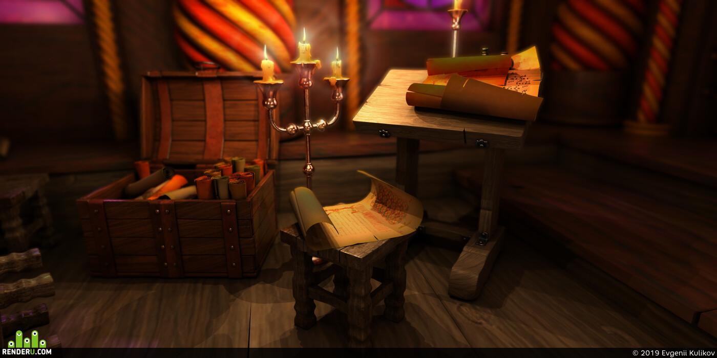 концелярия, 360, дерево, старинное, интерьер, Свечи, столы, стелажи
