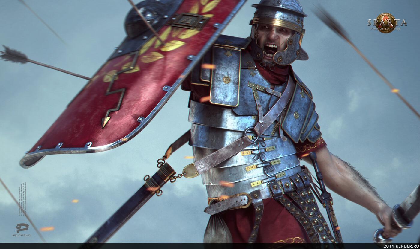 Sparta, Plarium