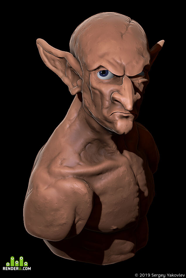 гоблин, goblin