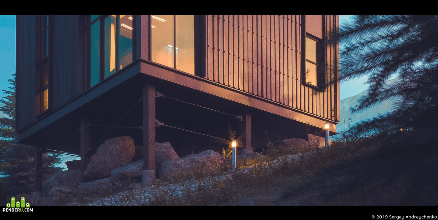 concept, Architectural3Dvisualizer, architectural conception, 3ds max, Vray, archviz, VIZUALISATION