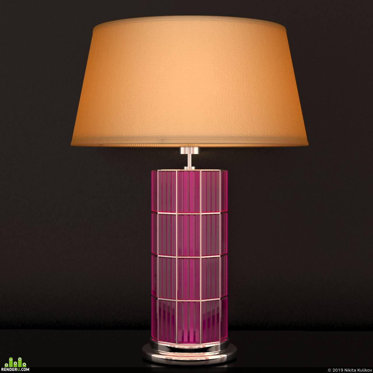 лампы, светильники, бра