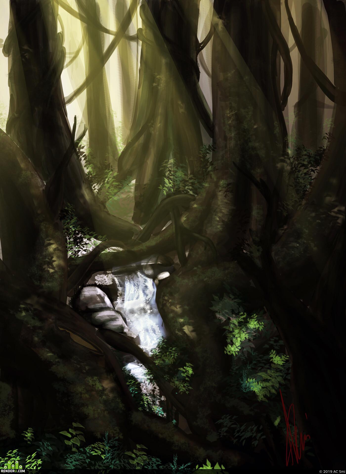 лес, forestwoods, forest, woodland, wood, forestfantasy, wood land, forest fantasy