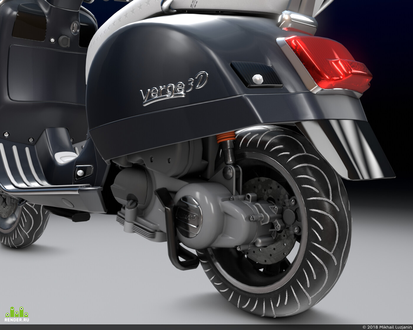 Eevee, Blender 2.8, Blender 3D, verge3d, substance painter, substance designer, Transport & Vehicles, Industrial