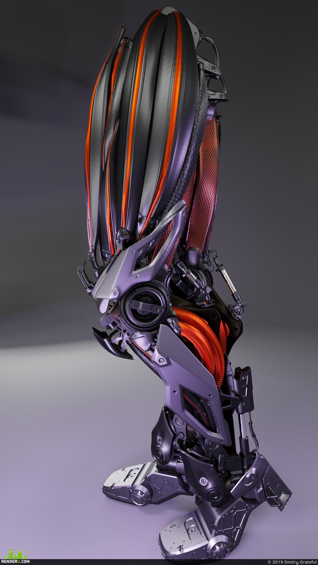 научная фантастика, Концепт Арт, концепт персонажа, дизайн персонажа, будущее