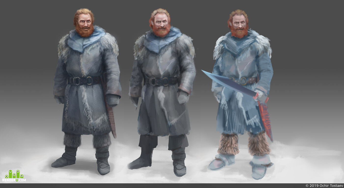 Character, Game of Thrones, Tormund