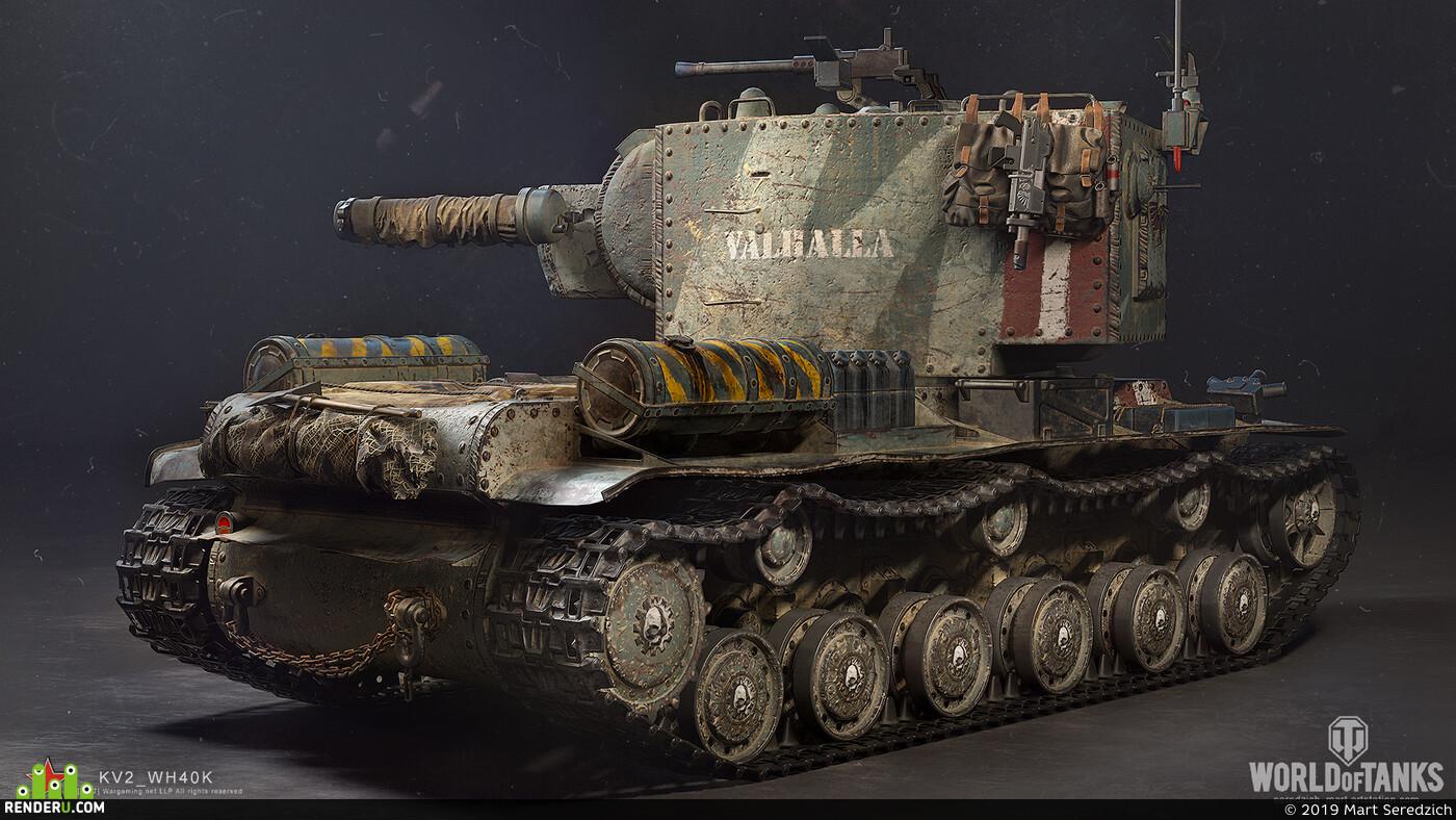 Tanks, world of tanks