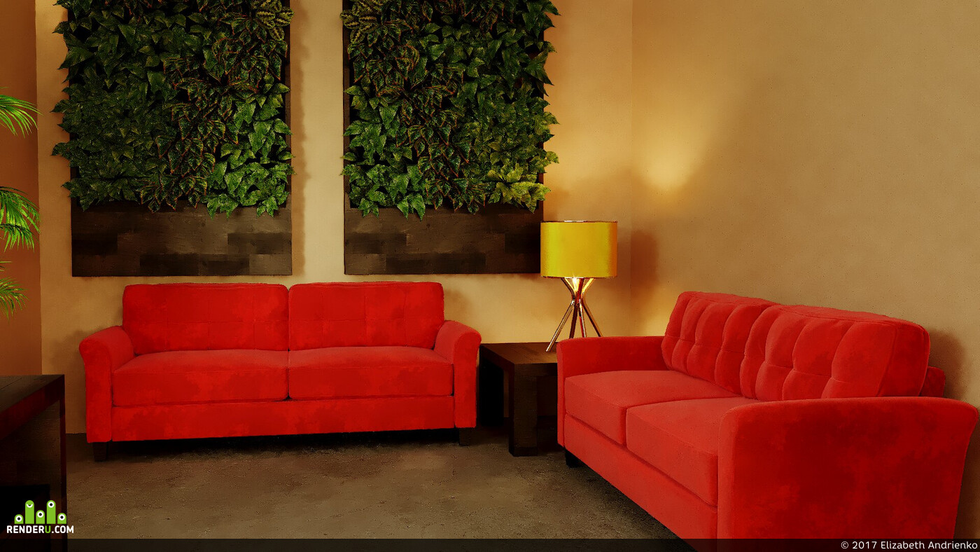Визуализация, 3д визуализация, Предметная визуализация мебели, визуализация, архитектура, интерьер, корона, 3d визуализация, Интерьерная визуализация, визуализация интерьеров, 3д визуализация интерьера