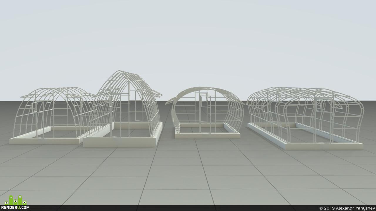 greenhouse, Houdini