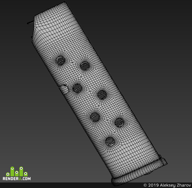 alexdouble, 3D Studio Max, 3d, 3ds max, 3dcoat