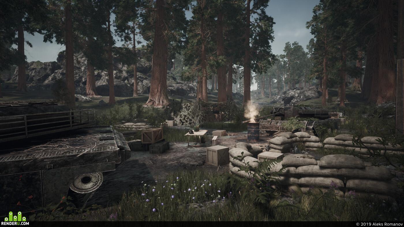 Unreal Engine, game, gamedevelopment, gameartist, environment desigh, 3D environment artist, leveldesign, level