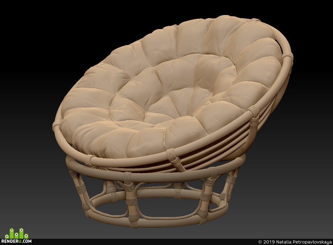 мебель, кресло