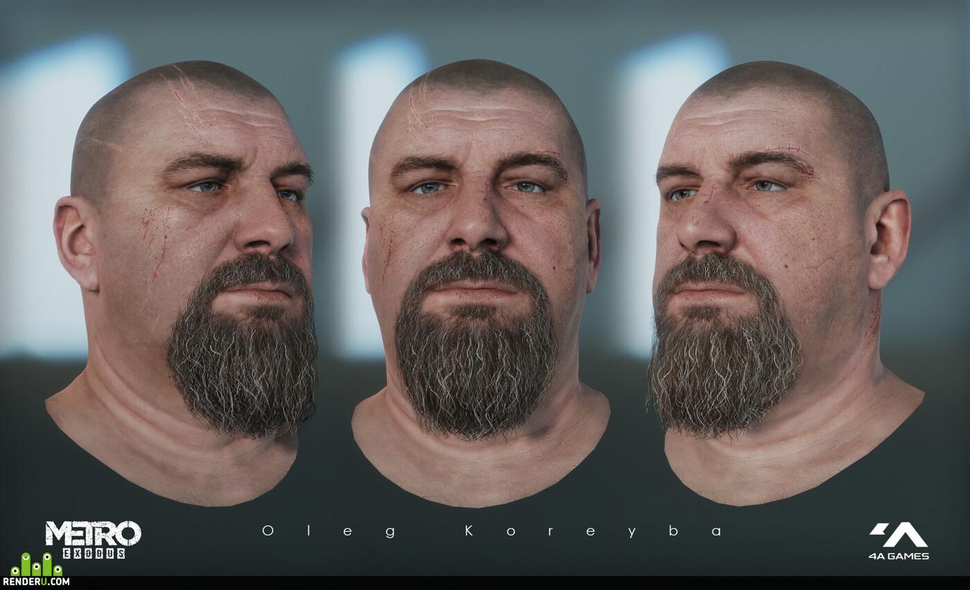 игровой персонаж, 3d персонажи, 3д персонаж, Персонажи, персонаж, мужской персонаж, фотограмметрия, скан, сканирование