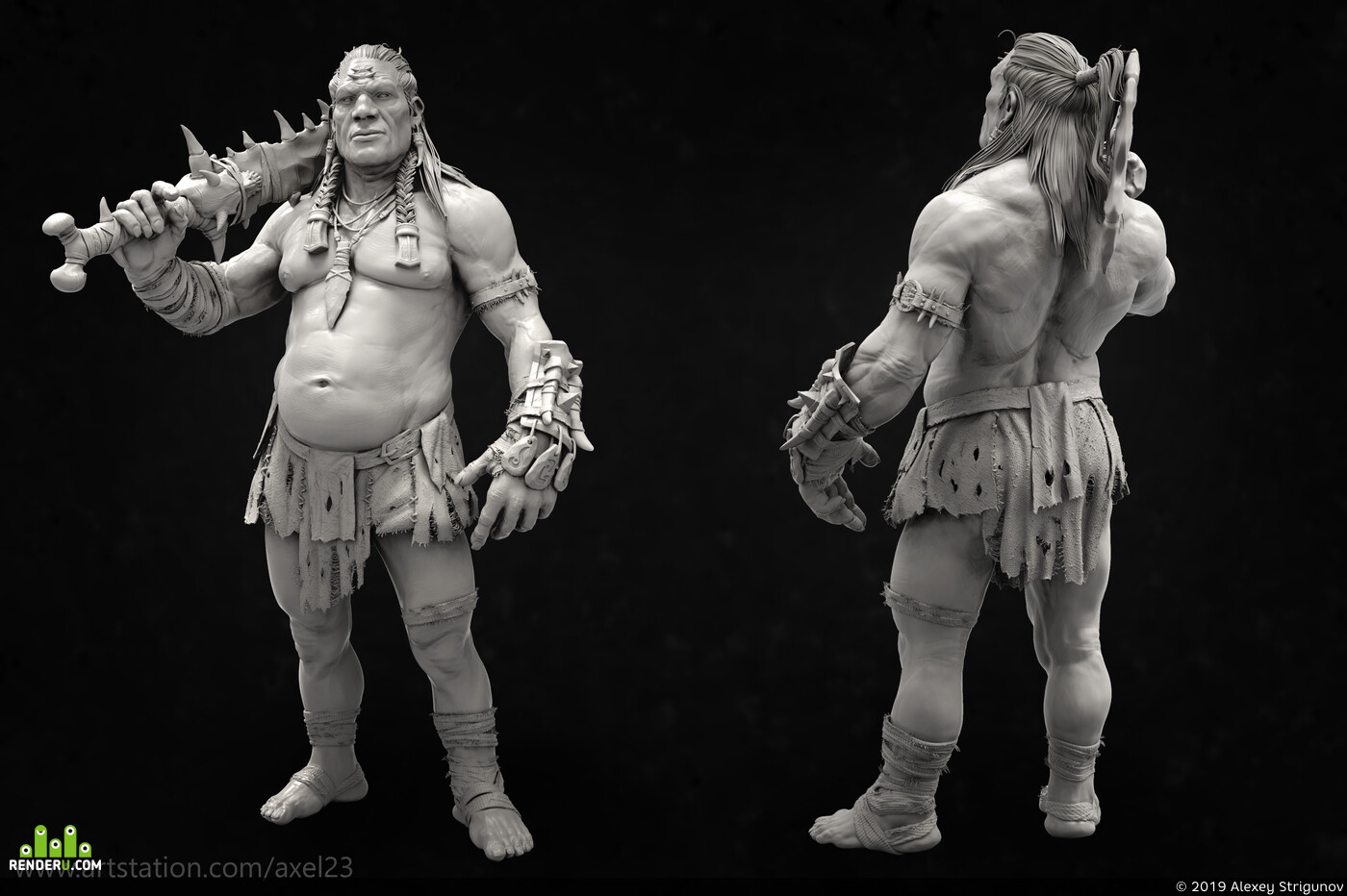 3d, 3Dprinting, concept, characterdesign, Character, keeper, hight, keeperofthemountains, персонаж, Персонажи