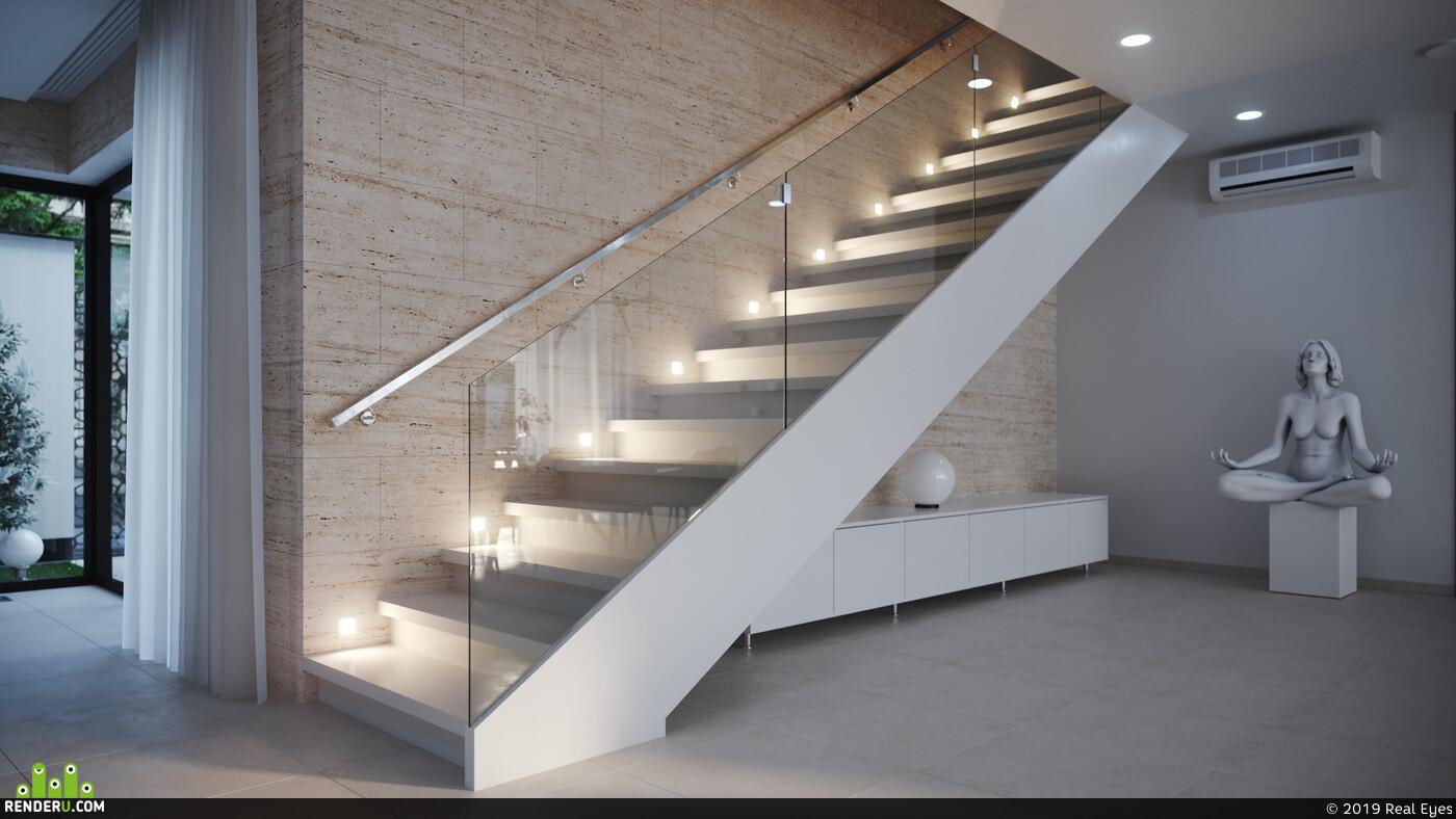 Corona Renderer, visualization, render, 3Dsmax, 3drendering