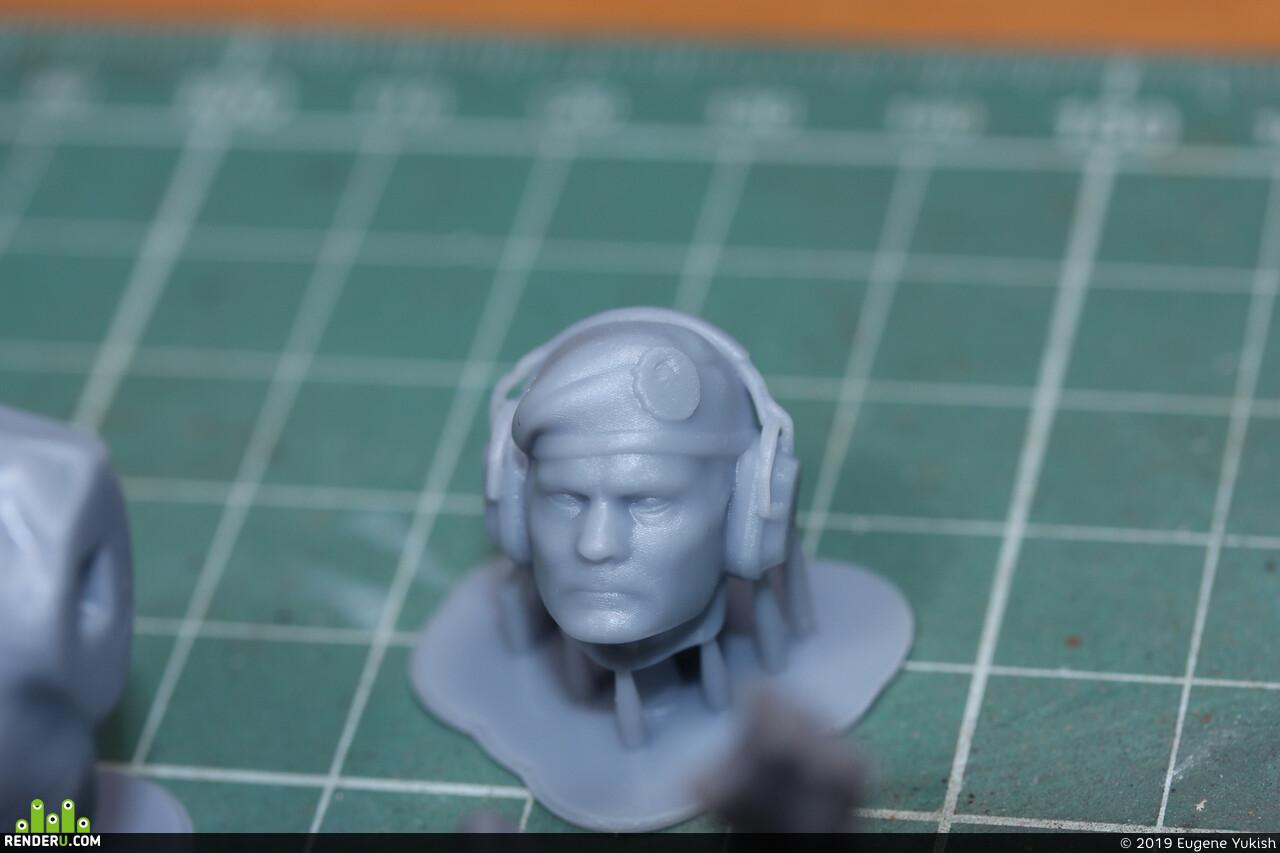 ZBrush, 3D Печать