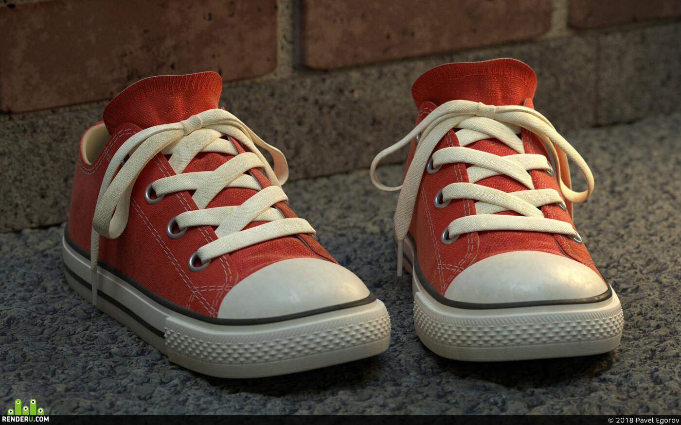 обувь, кеды