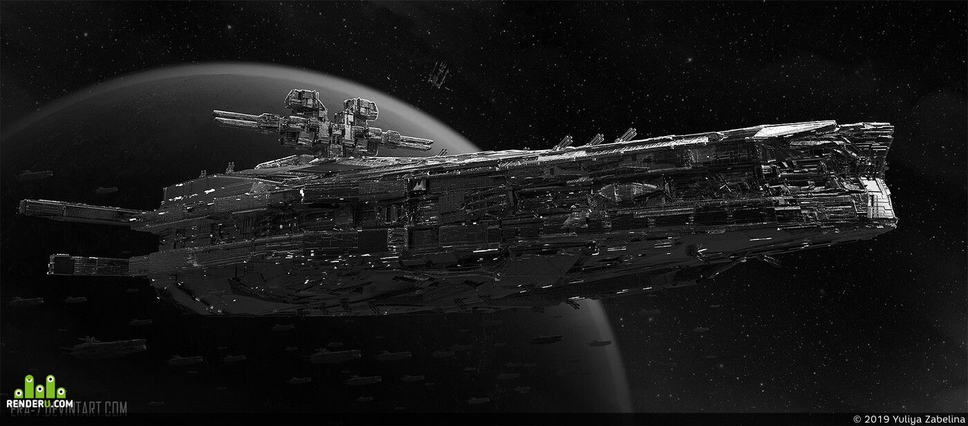 scifi, spacex, Spaceship, ConceptArt