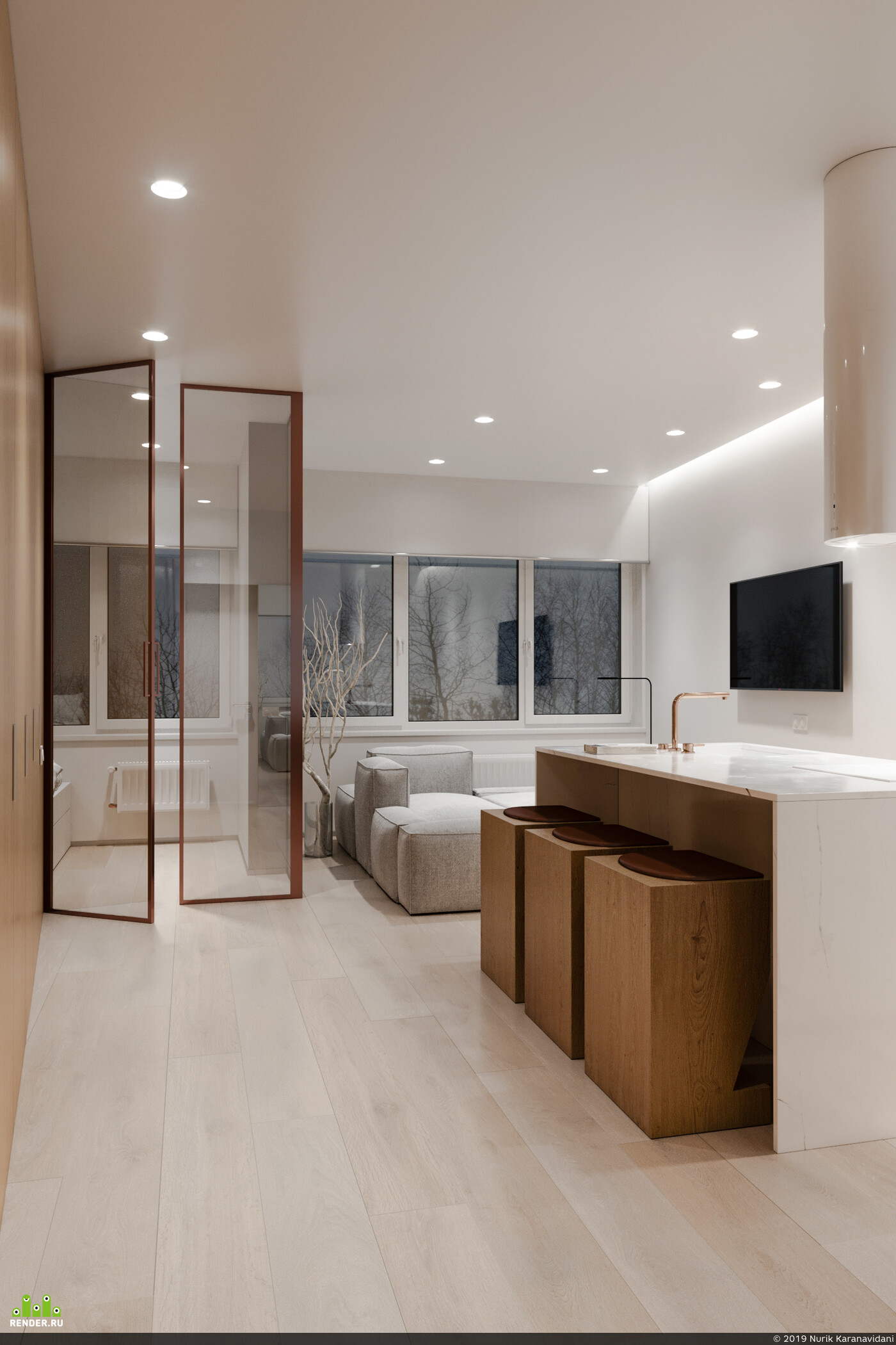 3ds max, 3Dsmax, Corona Renderer, interior, interior design, rendering, cg art, Компьютерная графика/CG, fullcgi