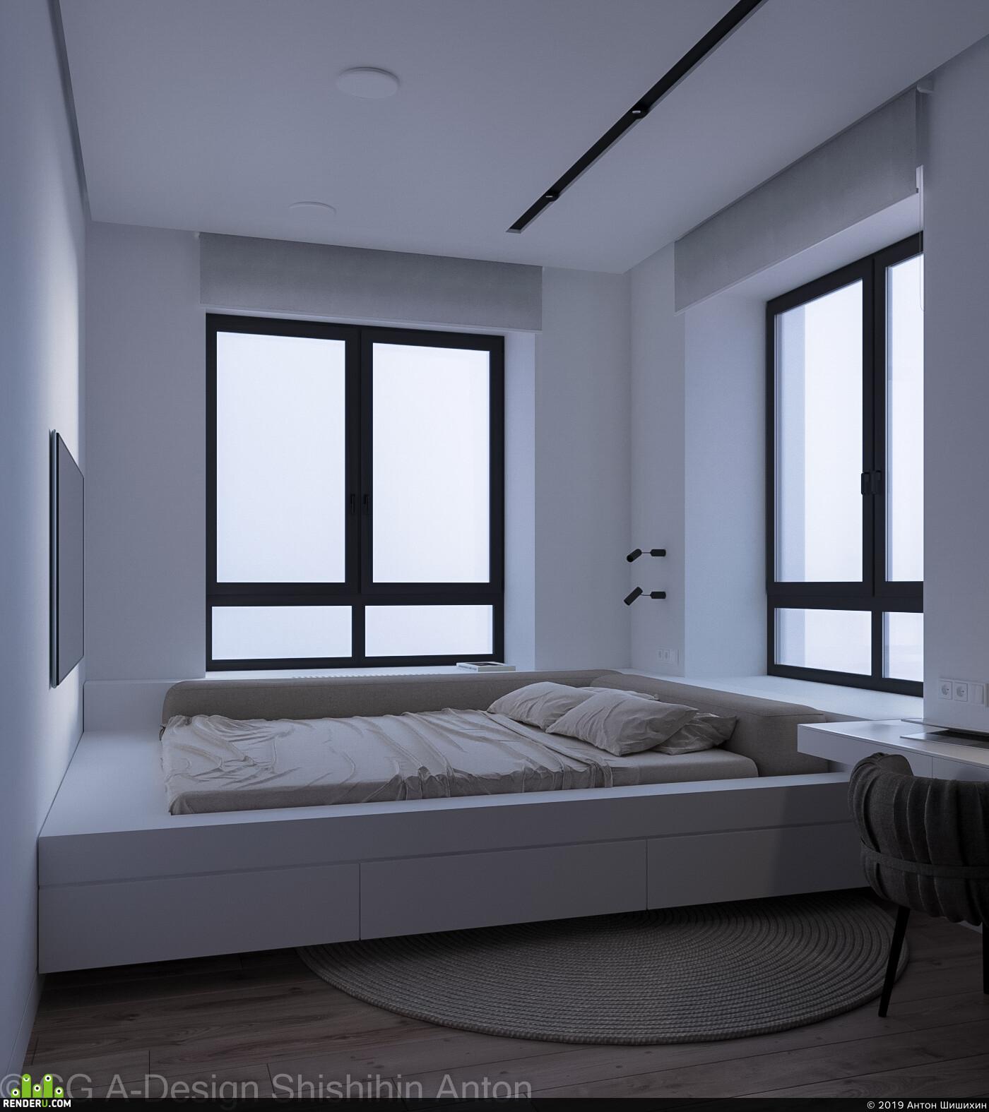 интерьер, Предметная визуализация, архитектурная визуализация, визуализация, архитектура, интерьер, корона, дизайн