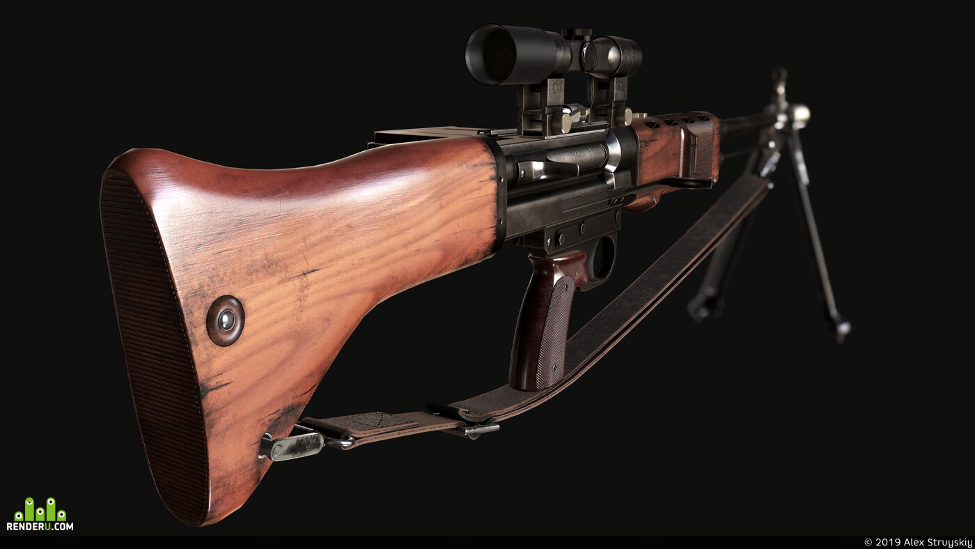 Maya, оружие, винтовка, немецкая, мармосет, тулбэг, Вторая мировая война, война
