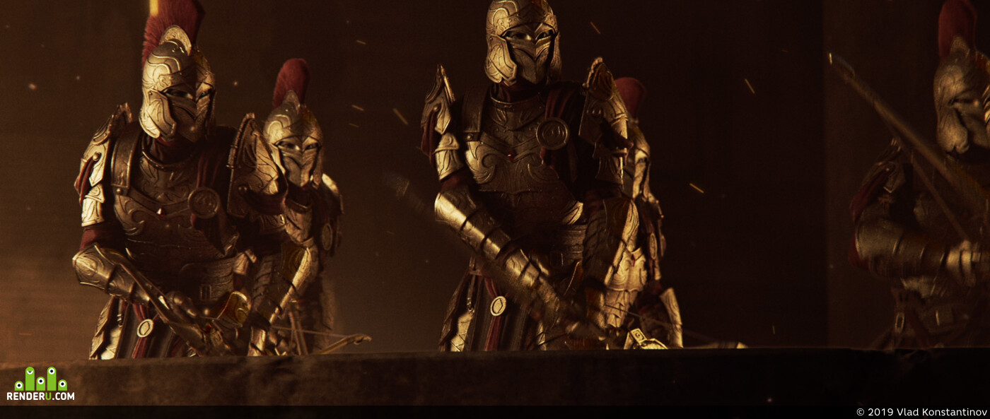 Tes, theElderScrolls, online, bethesda, blur, keosmasons, Character, sculpting, knight, armor