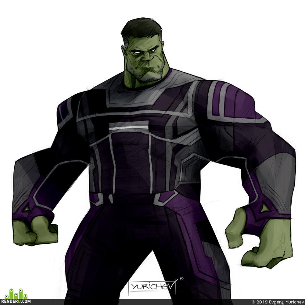 Avengers, Hulk