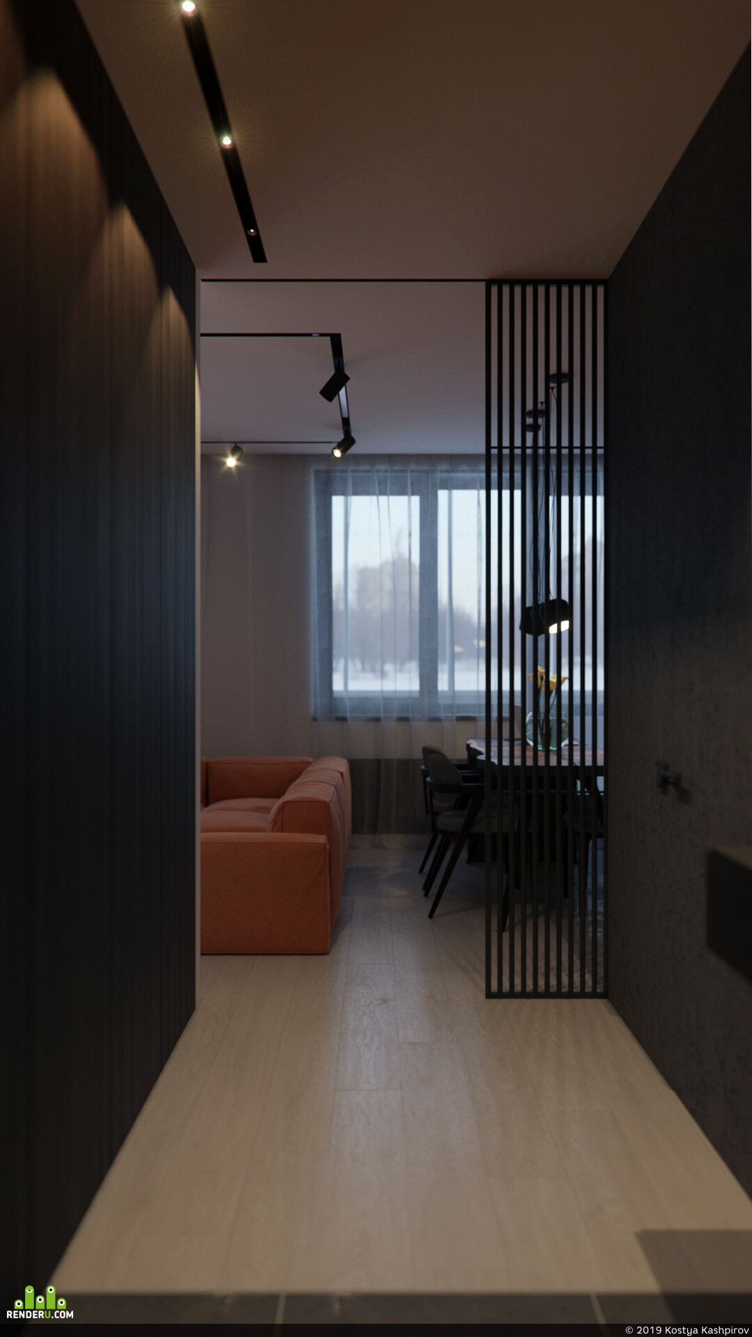 interior interior design design 3D 3D Studio Max 3D архитектура интерьер дизайн интерьера интерьер, visualization, дизайн интерьера