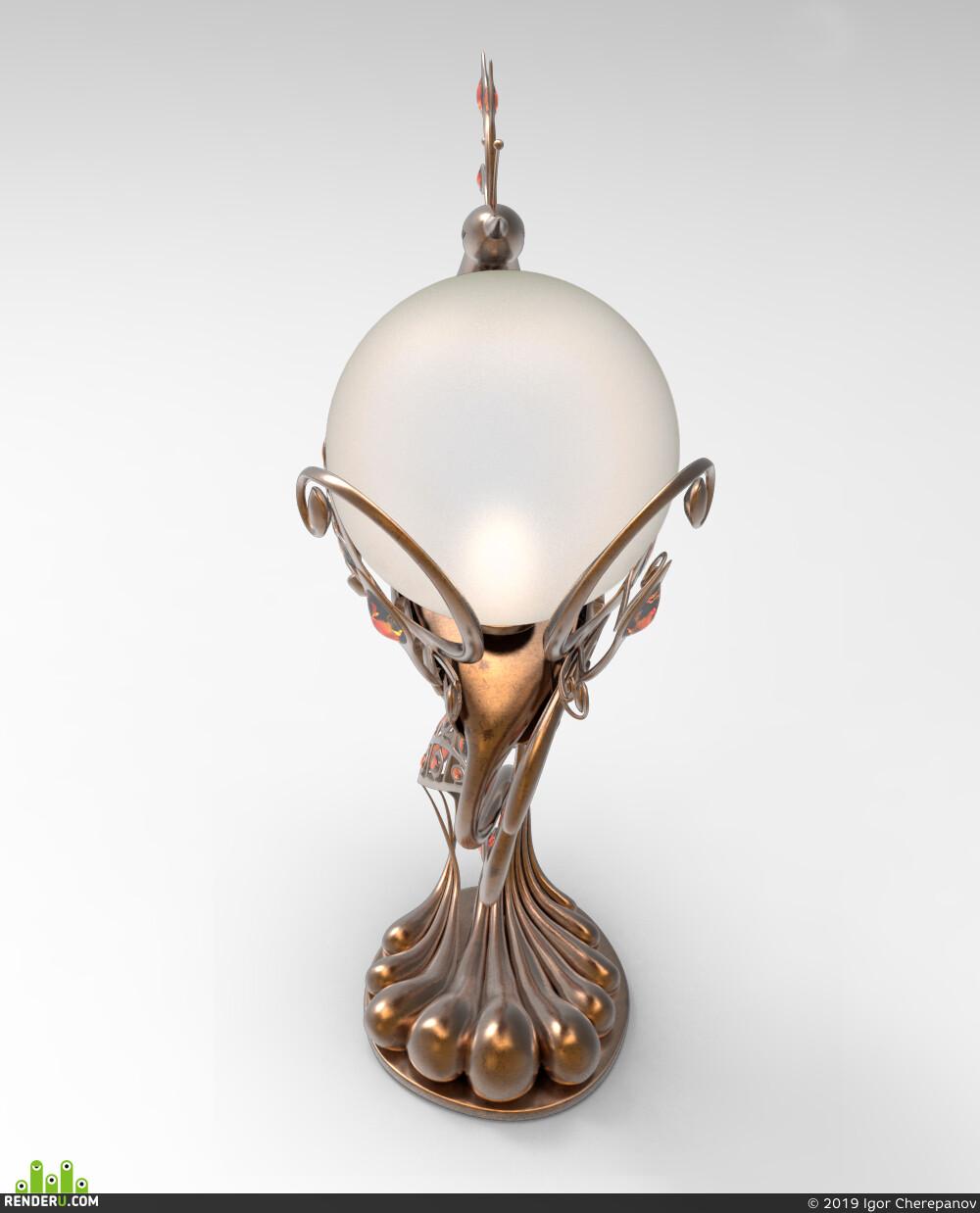 Светильник, лампы, светильники, бра