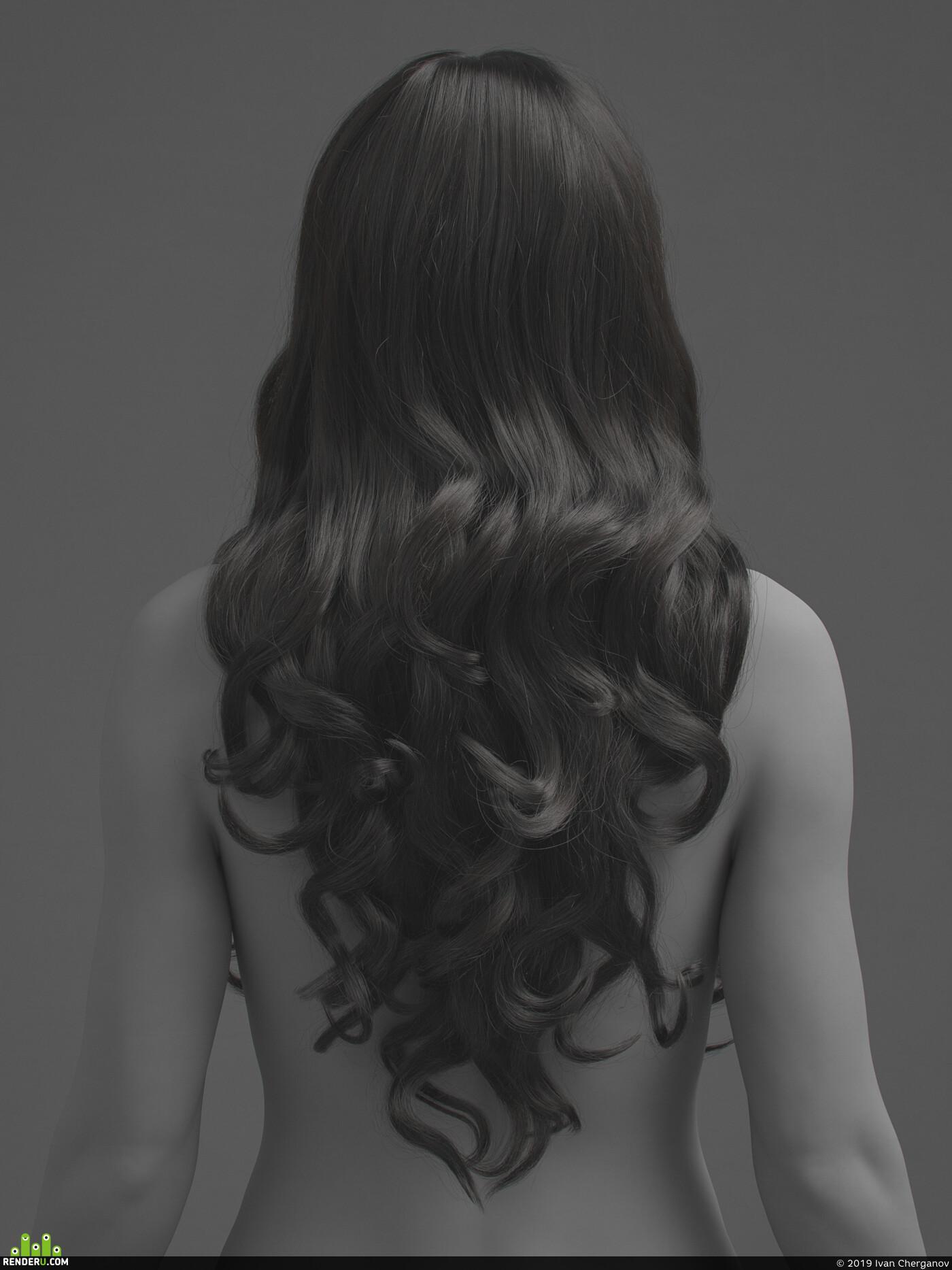 XGen, grooming, hair