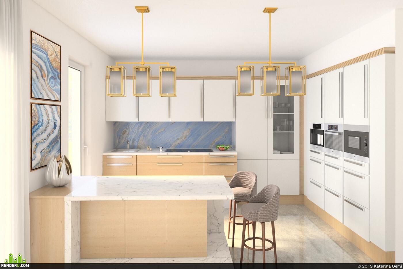 кухня, интерьер, дизайн интерьера, interior interior design design 3D 3D Studio Max 3D архитектура интерьер дизайн интерьера интерьер, visualization, 3д визуализация интерьера, Интерьерная визуализация, визуализация интерьера, гостиная, 3d, 3ds Max