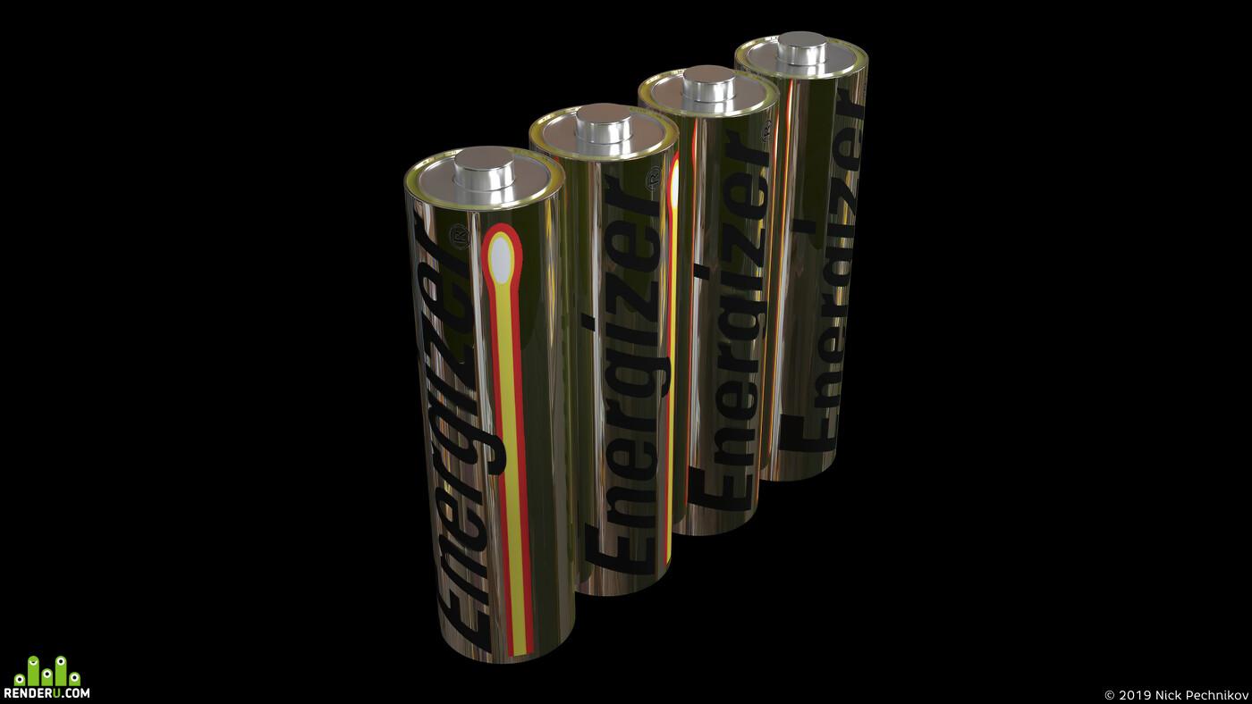 батарейки, Energizer