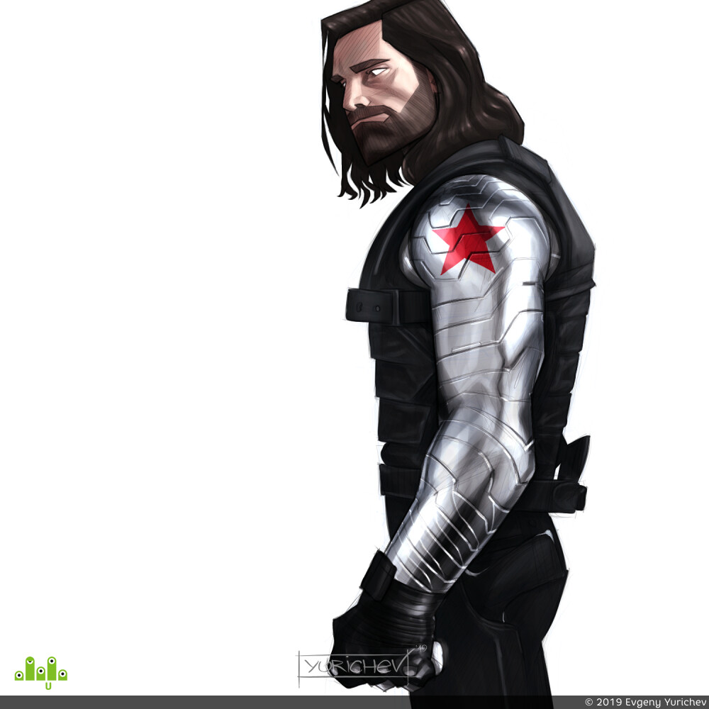 winter soldier, bucky