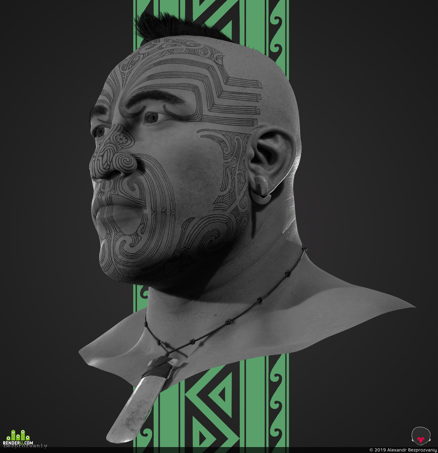 ZBrush, zbrushsculpt, Pixologic ZBrush, substance painter, 3d character, realtimecharacter