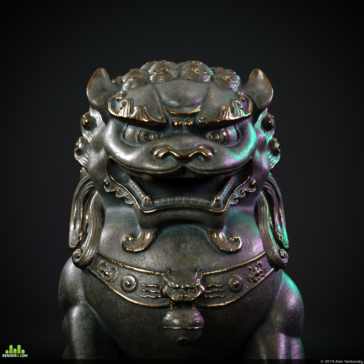 ZBrush, sculpting